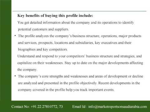 Saudi Telecom Company (7010) - Financial and Strategic SWOT Analysis Review