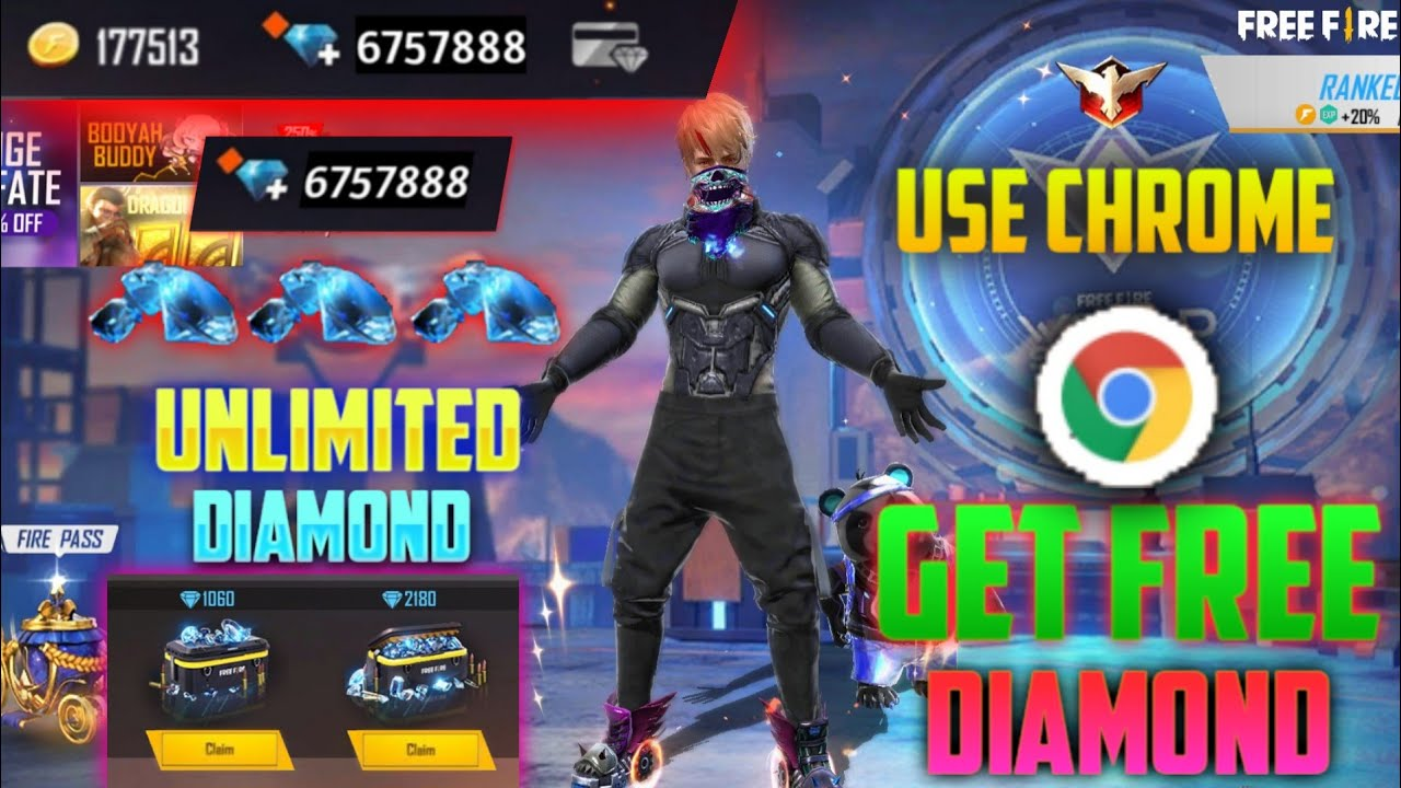How To Free Diamonds New Trick How To Get Free Diamond How To Use Zarchiver Youtube