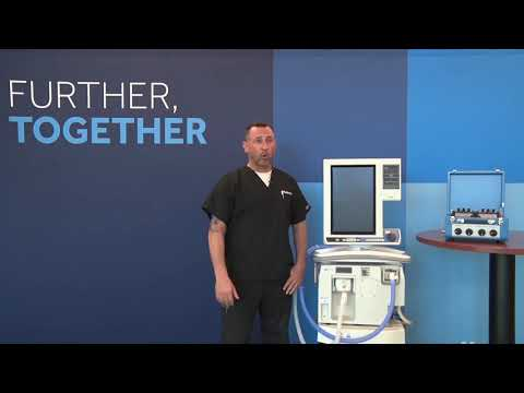 Puritan Bennett 840 Ventilator - Overview