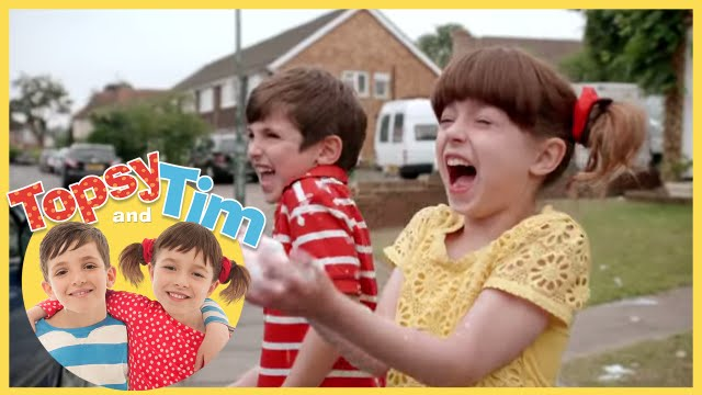 topsy and tim car wash series 1 episode 8 youtube. Black Bedroom Furniture Sets. Home Design Ideas