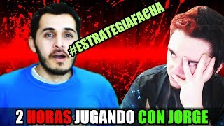 2HS CON JORGE RESUMIDAS A 10MIN | Gang Beasts - Isaac Afterbirth+ - Minecraft - MKX - Fornite