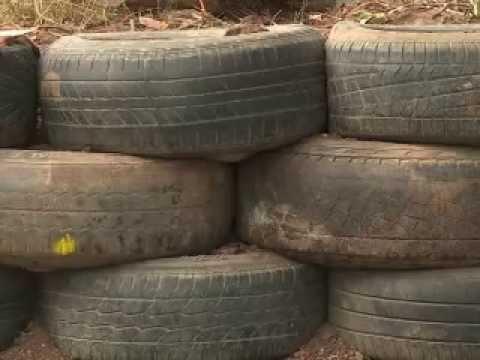 Casas constru das con llantas de autos youtube - Casas con ruedas ...