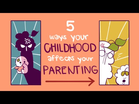 How Your Childhood Affects Your Future Parenting Styles (v2 animation)