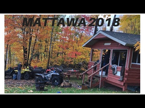 2018 Mattawa Atv Trip.