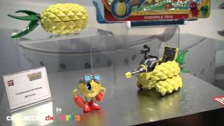 Pac-Man toys at New York Toy Fair 2013 - CollectionDX