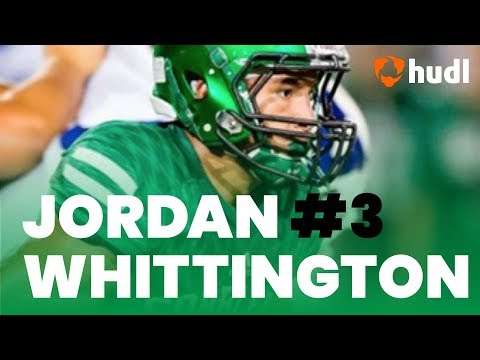Jordan Whittington | Cuero High School Football | Ultimate Highlights
