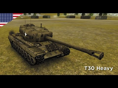 ARMORED ACES - T30 HEAVY TANK