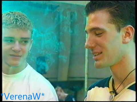 'NSync The Ozone Interview UK TV