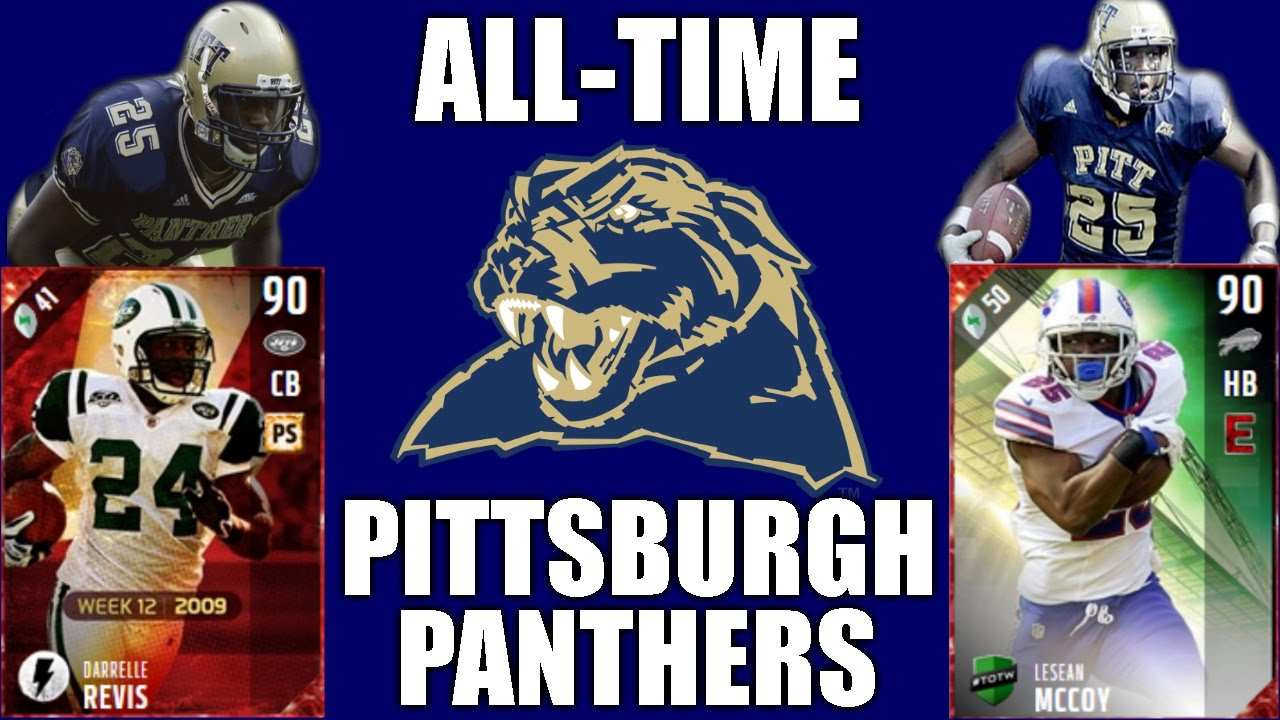 info for 678a6 5eaea All-Time Pittsburgh Panthers Team - Darrelle Revis and LeSean McCoy! -  Madden 17 Ultimate Team