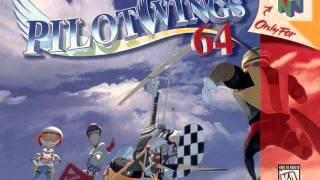 Pilotwings 64 - Hanglider