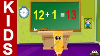How To Add 12 | kids songs