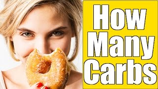 How many carbs to lose weight | How many carbs per day | SAY WAHT?