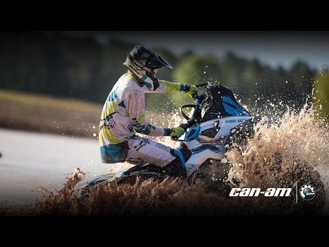 Can-Am 2016 Renegade X mr