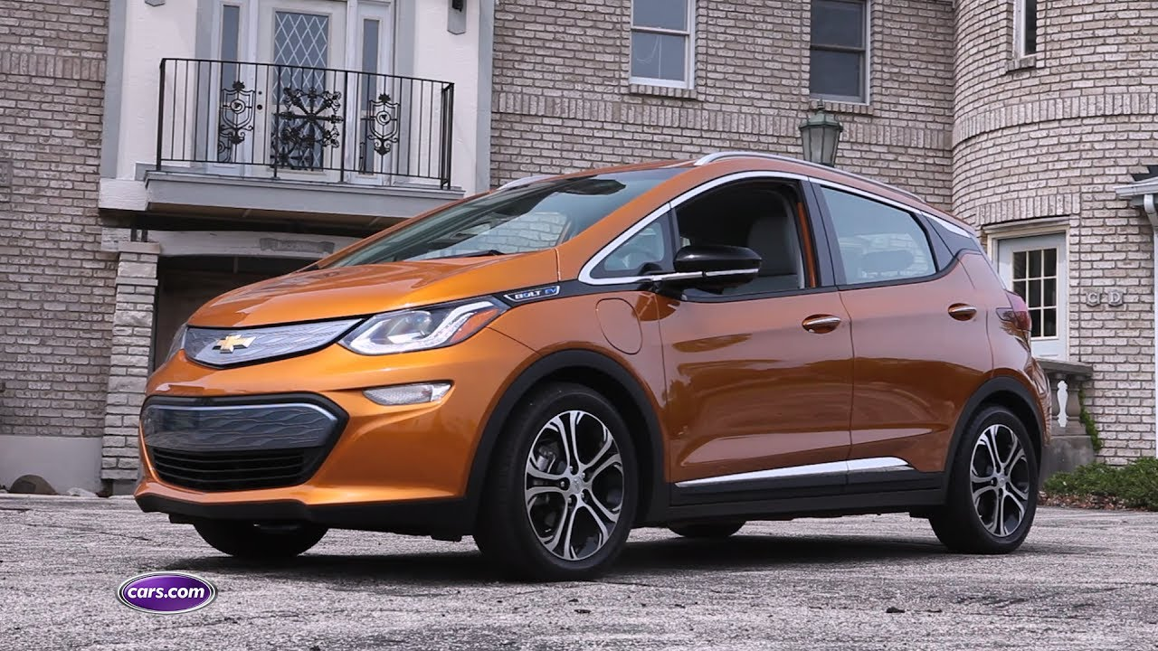 2017 Chevrolet Bolt Ev Review Youtube