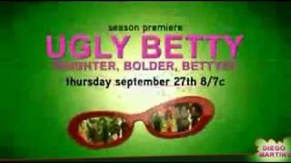 Promo 2ª Temporada de Ugly Betty do SBT [Completa].