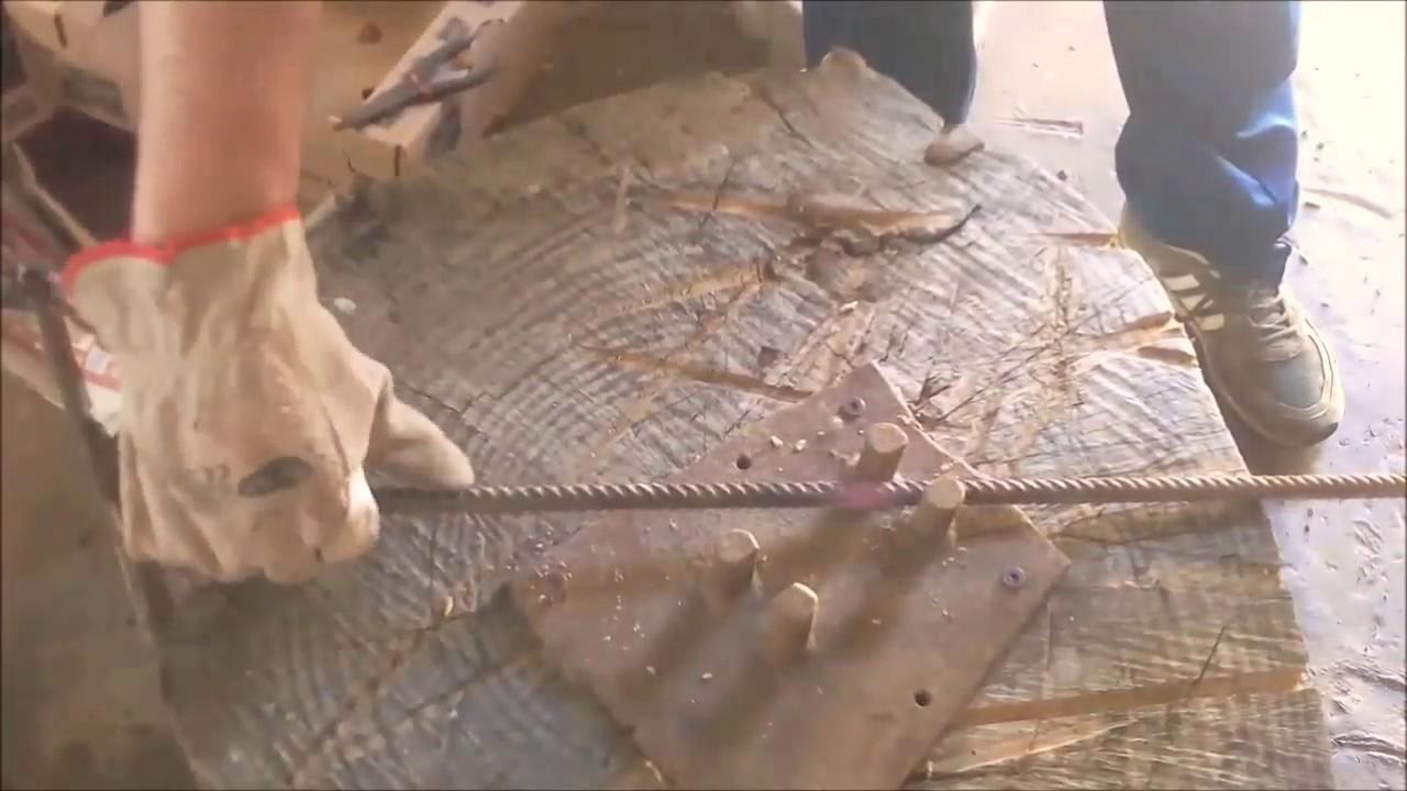 Come piegare il ferro a caldo piegatrice ferro fai da te for Fai da te ferro