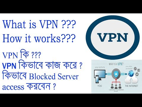 What is VPN ? How To Use and Access Blocked Websites 2018 -fully Explained