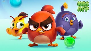Angry Birds Dream Blast (Rovio Entertainment) - Play new bubble puzzles! - Best App For Kids