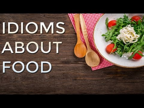 Idioms & Phrases based on Food - SSC/Bank