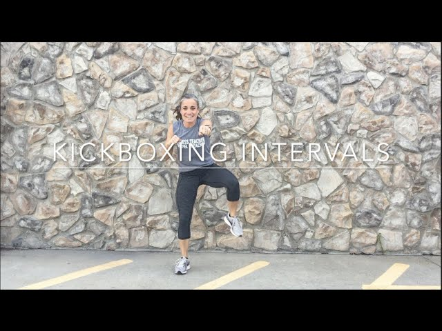 Kickboxing Intervals
