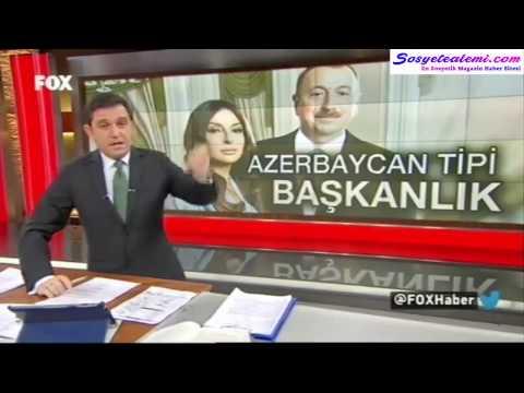 Fatih Portakal Bunları Deyince Azerbaycan Yayını Durdurdu