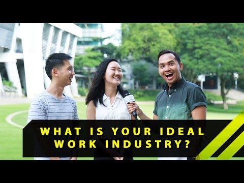 Where Do Singaporeans Want To Work & Thoughts On The Food Industry? | Word On The Street