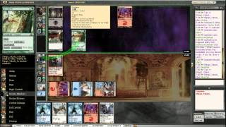 Spooky on Magic Online: DGR / RTR Block Draft #1 - Match 2, Game 1