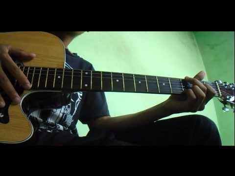Akustik gitar   Belajar gitar manual   Menghapus Jejakmu (Noah) [HD]