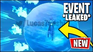 *NEW* THE ENTIRE Fortnite ICE KING Event *LEAKED* (Season 7 ICE STORM Event)