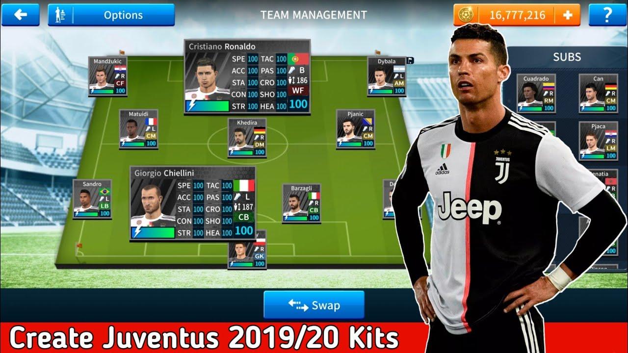 22+ Baju Juventus 2021 Dream League Soccer, Konsep Terpopuler!
