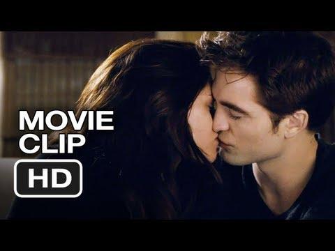 The Twilight Saga: Breaking Dawn - Part 2 Movie CLIP - Talk (2012) - Kristin Stewart Movie HD