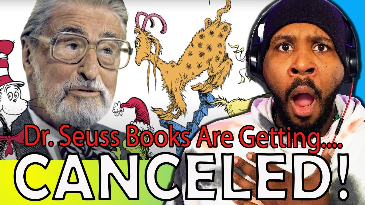 Virginia school district cancels Dr. Seuss, claims his books contain ...