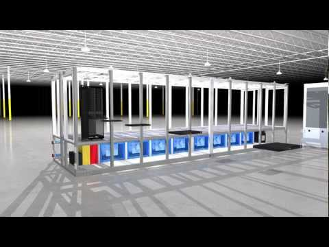 IO.Anywhere® Modular Data Center