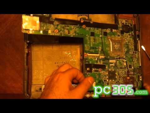 How to Fix an HP TouchSmart TX2 Dead Display