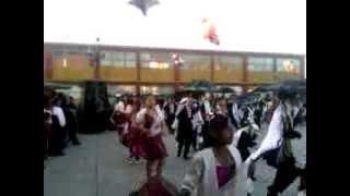 Remate de Carnaval en San Rafael Tepatlaxco Tlaxcala Camada Chica 2013