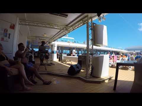 Thomson Dream cruise the carribean april 2017 Cuban Fusion Pride Of Panama