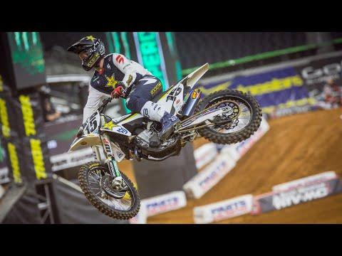 2018 Arlington Supercross | Press Day Video | TransWorld Motocross