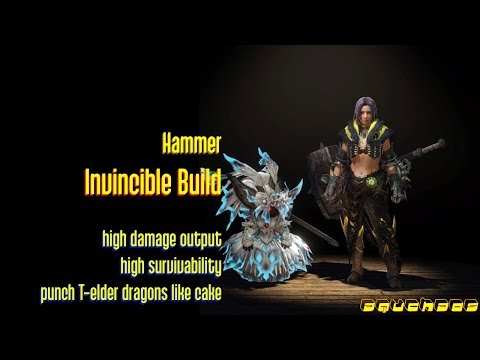 MHW: Hammer - Invincible Build