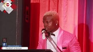 Harmonze Atoa Shukran Kwa WCB na Viongozi waliofika Kwenye Iftar yake.