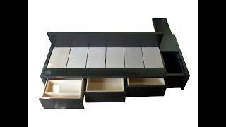 DormiBOX® | Sabemos como hacer una Cama con Cajones.