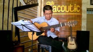 Vị ngọt đôi môi - Lê Hựu Hà - Guitar Cover