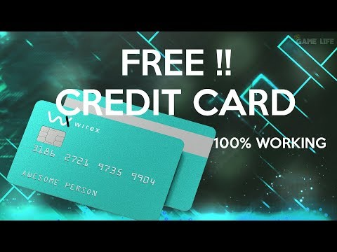 How to get free virtual credit card 2017 [100% working]