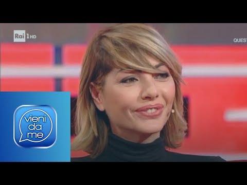 """Ilaria Galassi: """"la mia seconda vita"""" - Vieni da me 18/01/2019"""