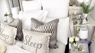 New| Home Decor 2019| Hw To Create A Light Warm warm and cosy Bedroom For Winter