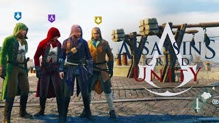 Assassin's Creed Unity - HEIST MULTIPLAYER CO-OP MISSION! thumbnail