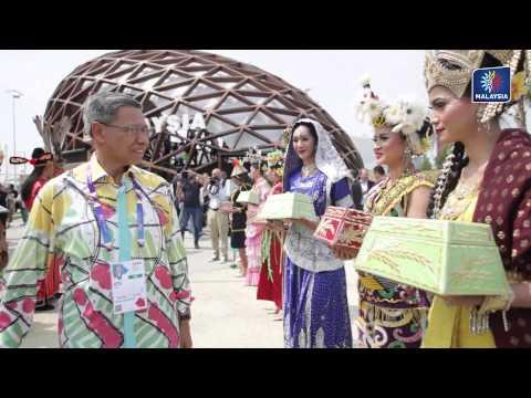 Malaysia Pavilion Shines At Expo Milano 2015