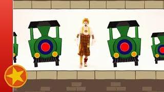 Kijk Dobus met de trein filmpje