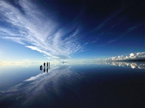 Рай на Земле! Сносит крышу! Хрустальное озеро Уюни в Боливии ( 8 часть Перу-Боливия)