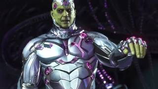 Brainiac Is Intelligent and Savage(Injustice 2)