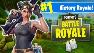 Will I get the victory alone? - Fortnite Battle Royale